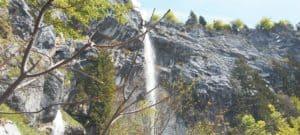 Wasserfall im Kaisergebirge